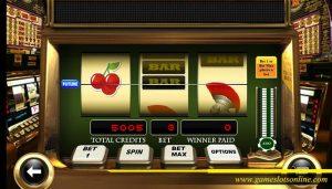 Peraturan yang harus di ketahui, Game Slot