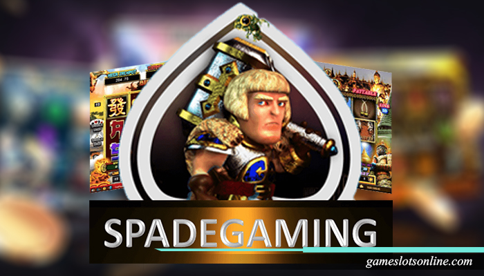Spadegaming, Slot Online
