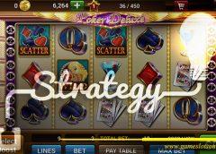 Strategi yang di gunakan saat melawan mesin slot