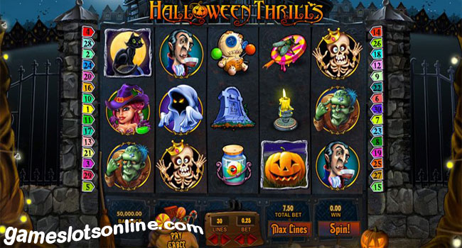 agen slot games
